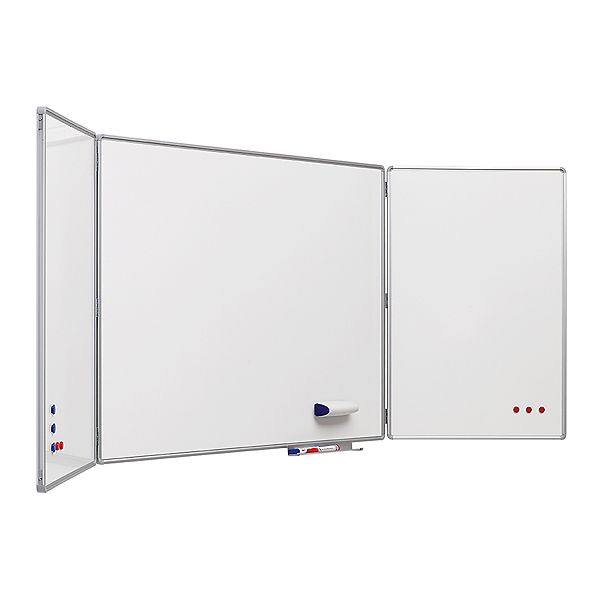 Whiteboard PROFESSIONEL fold-ud x 5