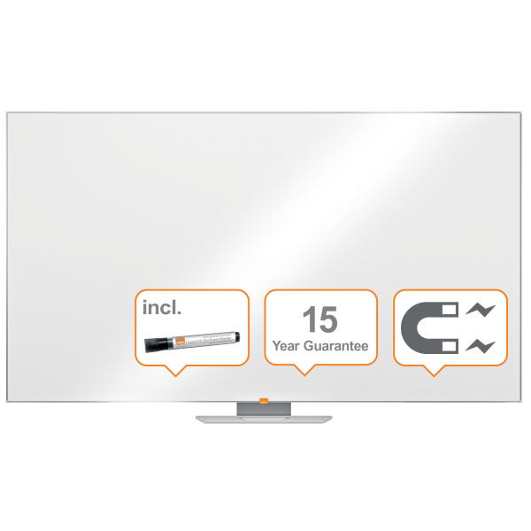 Whiteboard Nobo widescreen 85