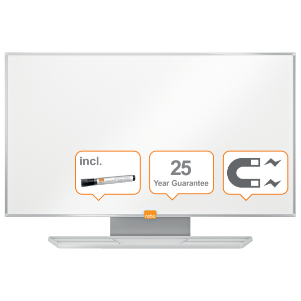 Whiteboard Nobo widescreen 32