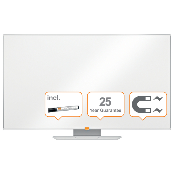 Whiteboard Nobo widescreen 55