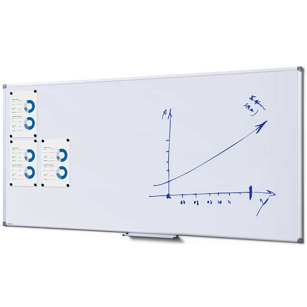 Whiteboard 200 x 100 cm ECO