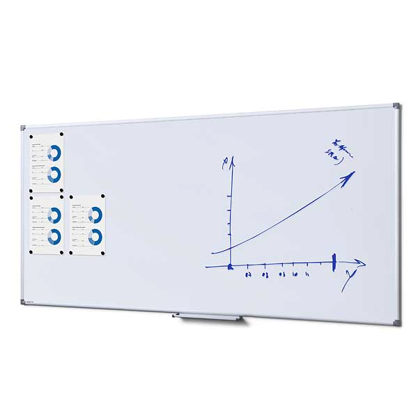 Whiteboard 180 x 90 cm ECO